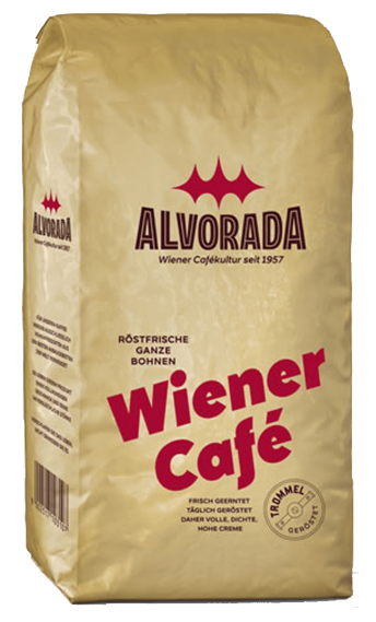 ALVORADA WIENER KAFFE 1 KG