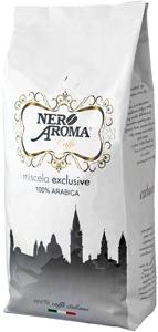 NERO AROMA EXCLUSIVE 100% ARABICA 1 KG